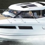 rental motor boat 8 mt Merry Fisher toscana mare - punta ala
