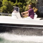 foto barca open vespucci a noleggio da 5,50 metri