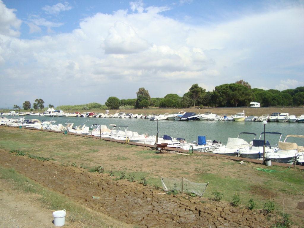 ormeggio posto barca Salebrone - Castiglione della Pescaia - Grosseto