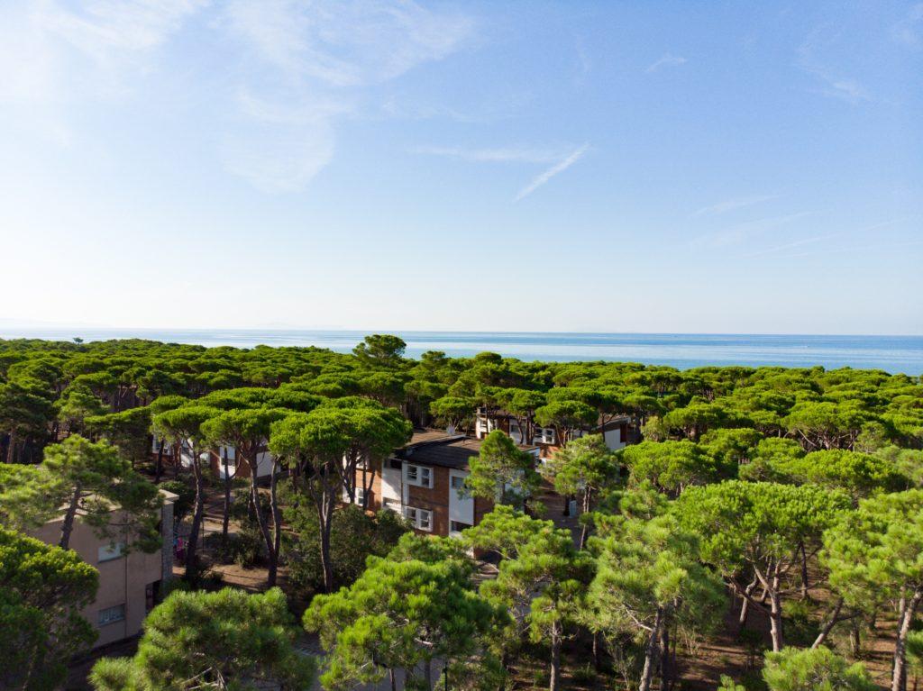 Villaggi e Residence sul Mare a Castiglione della Pescaia